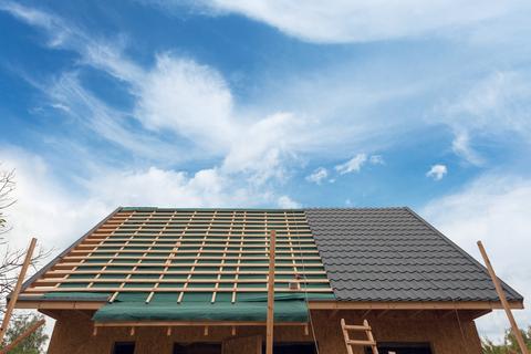 Metal Tile Roof Install in San Antonio